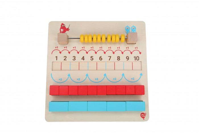Деревянные игрушки Lucy Leo Обучающий набор Начальная математика