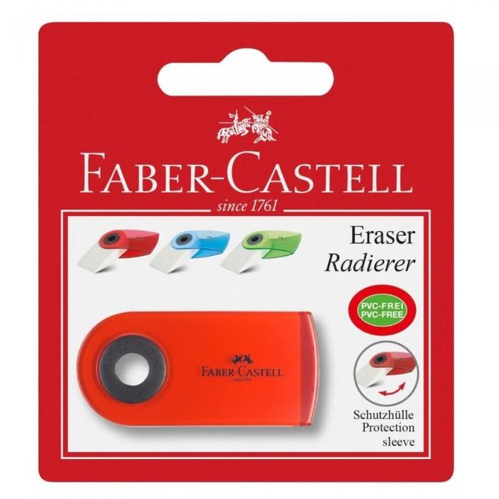Канцелярия Faber-Castell Ластик Sleeve Mini