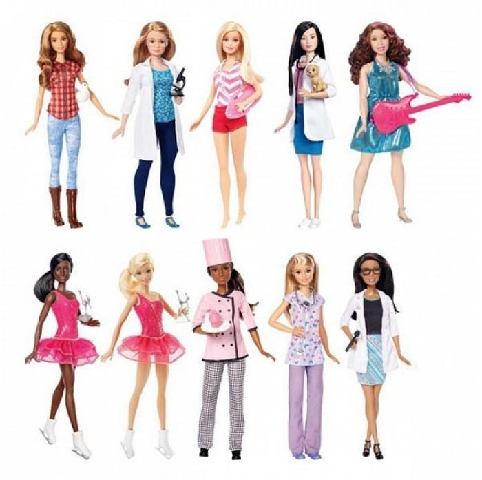 Купить Куклы и одежда для кукол, Barbie Кукла Кем быть
