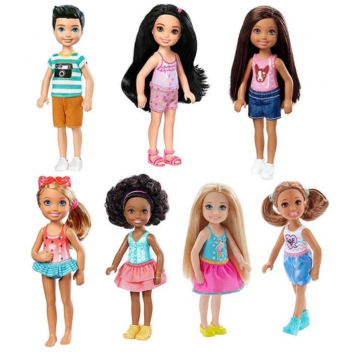 Купить Куклы и одежда для кукол, Barbie Кукла Челси