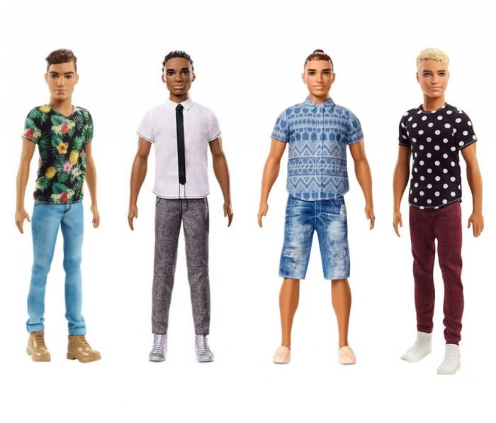 Купить Куклы и одежда для кукол, Barbie Кукла Ken Игра с модой