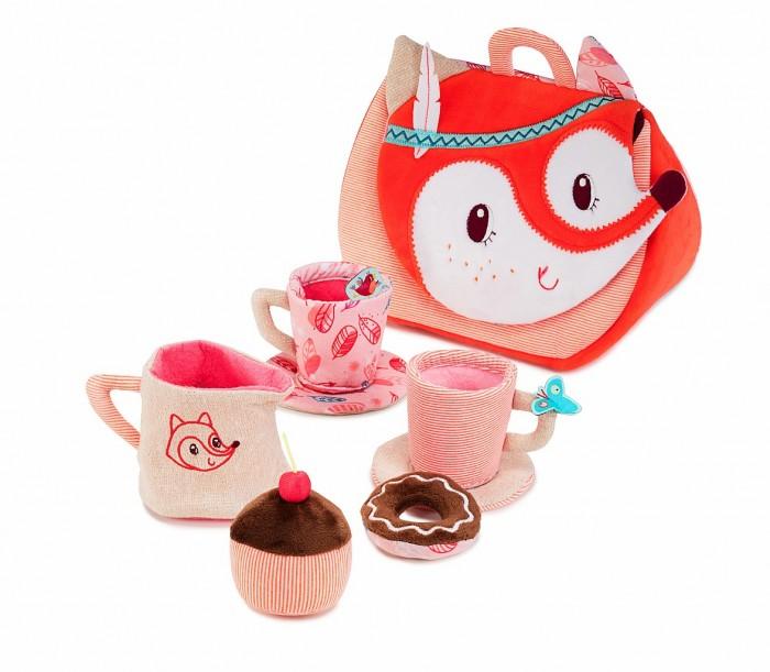 Купить Развивающая игрушка Lilliputiens Набор игровой Чаепитие с лисой Алисой в интернет магазине. Цены, фото, описания, характеристики, отзывы, обзоры