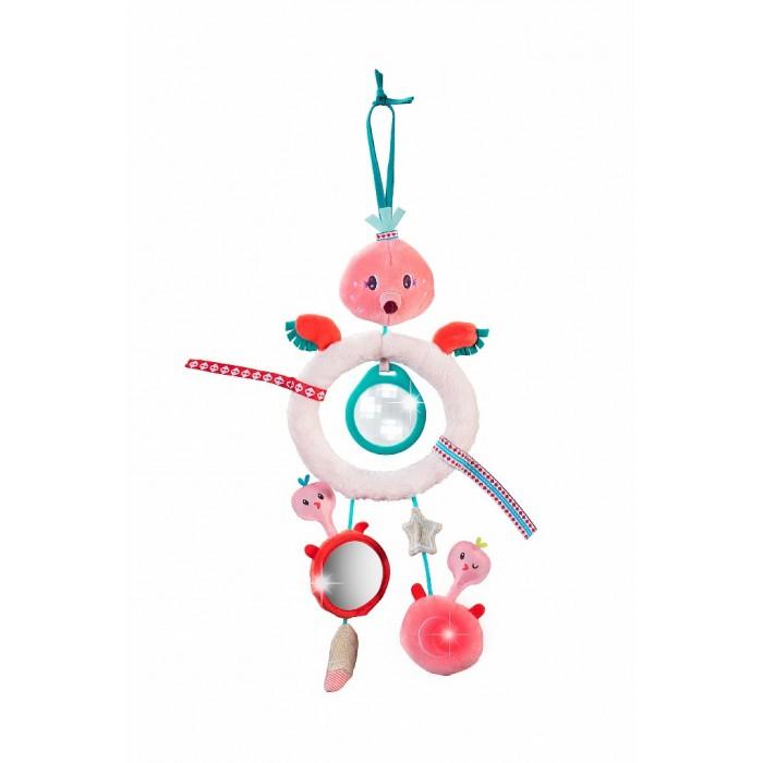 Купить Развивающие игрушки, Развивающая игрушка Lilliputiens многофункциональная Фламинго Анаис