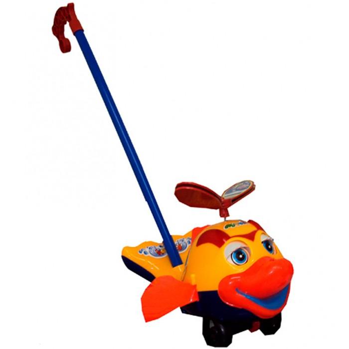 Каталки-игрушки S+S Toys Рыбка СС75577