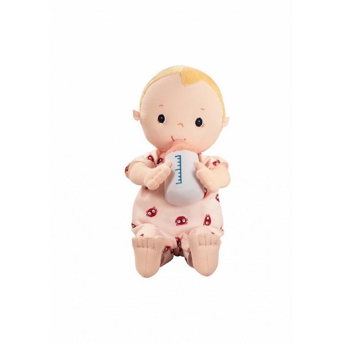 Lilliputiens Кукла Лу мягкая с бутылочкой