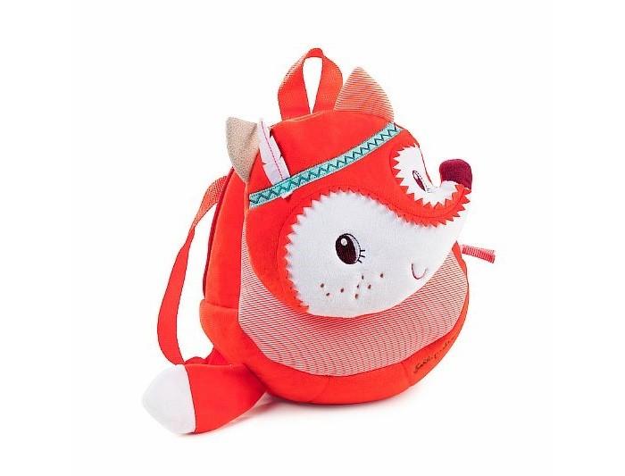 Сумки для детей Lilliputiens Рюкзачок Лиса Алиса