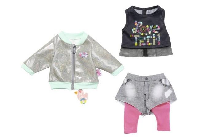 Куклы и одежда для кукол Zapf Creation Одежда для вечеринки для куклы Baby born