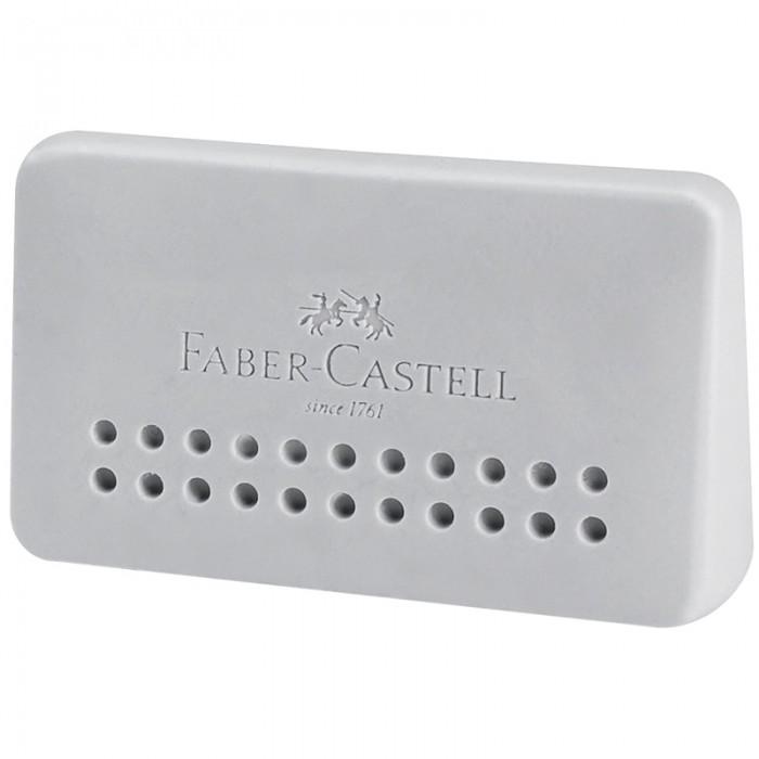 Канцелярия Faber-Castell Ластик Grip 2001 Edge прямоугольный