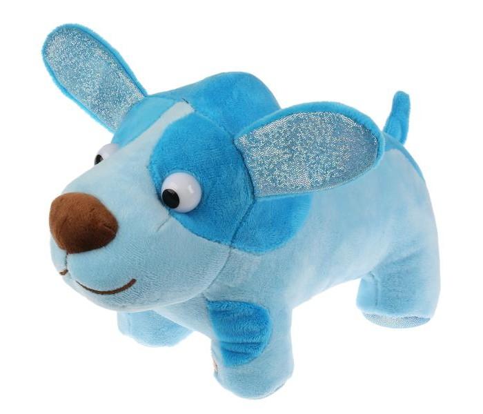 Купить Мягкие игрушки, Мягкая игрушка Мульти-пульти Деревяшки Собачка Гав-Гав 20 см