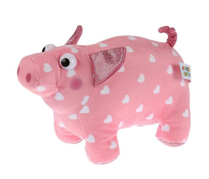 Купить Мягкие игрушки, Мягкая игрушка Мульти-пульти Деревяшки Поросенок Хрю 20 см