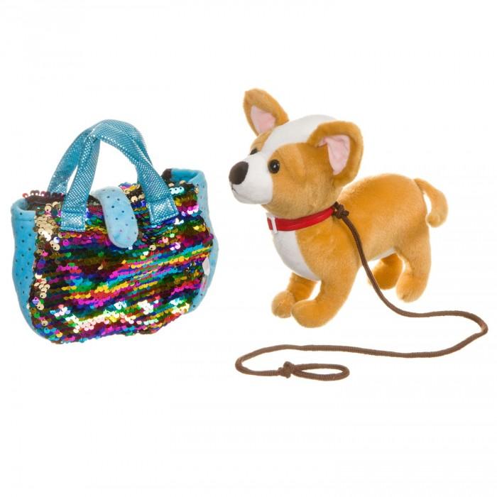 Мягкая игрушка Bondibon Чихуахуа в сумочке 19 см