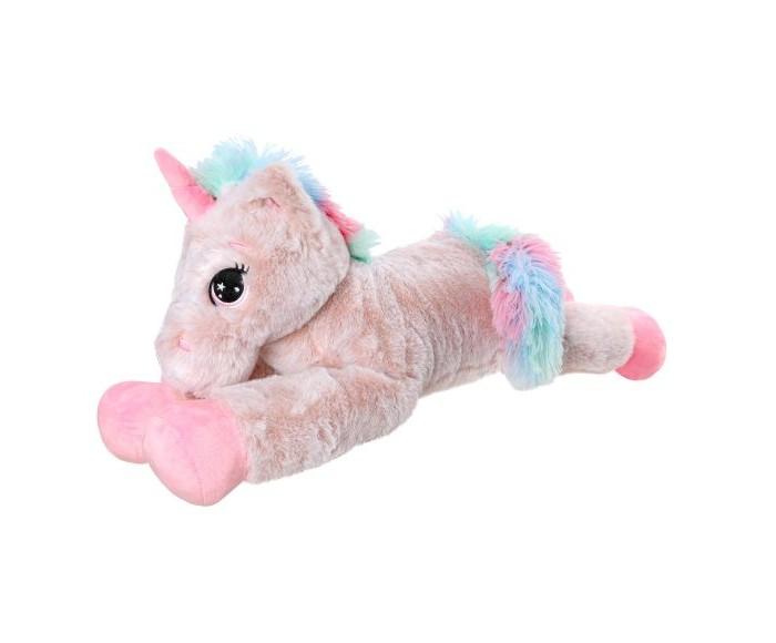 Мягкая игрушка Fluffy Family Единорог Радуга 48 см.