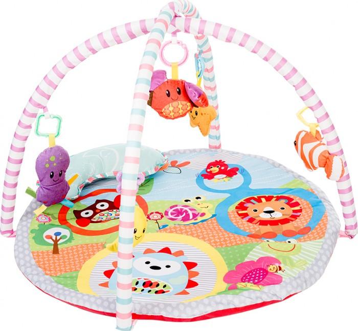 Развивающие коврики BabyHit Play Yard 1 Лес
