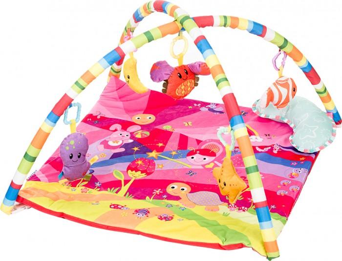 Развивающие коврики BabyHit Play Yard 2 Розовая мечта