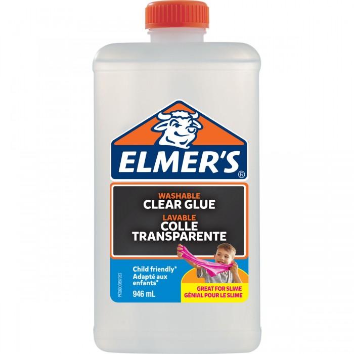 Фото - Канцелярия Elmers Клей для слаймов 946 мл 2077257 клей для слаймов пва 118мл elmers