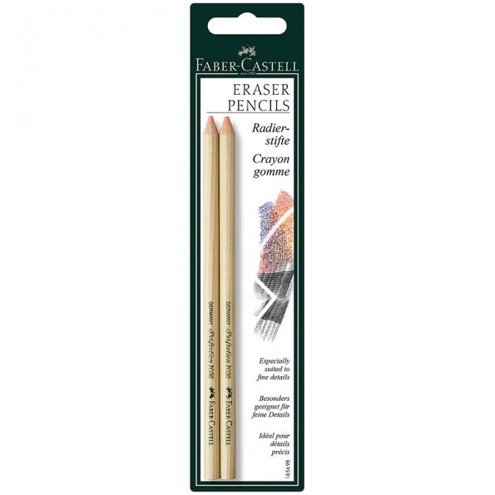 Канцелярия Faber-Castell Набор ластиков-карандашей Perfection 2 шт.