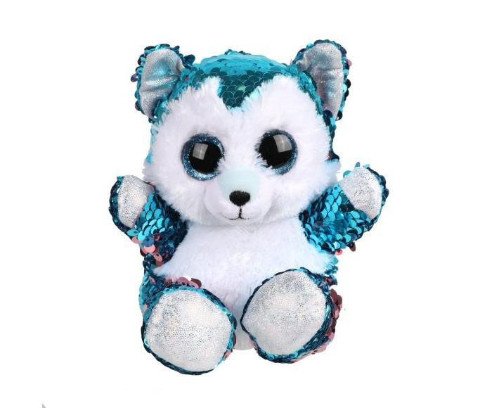 Мягкие игрушки Fluffy Family из пайеток Щенок 15 см