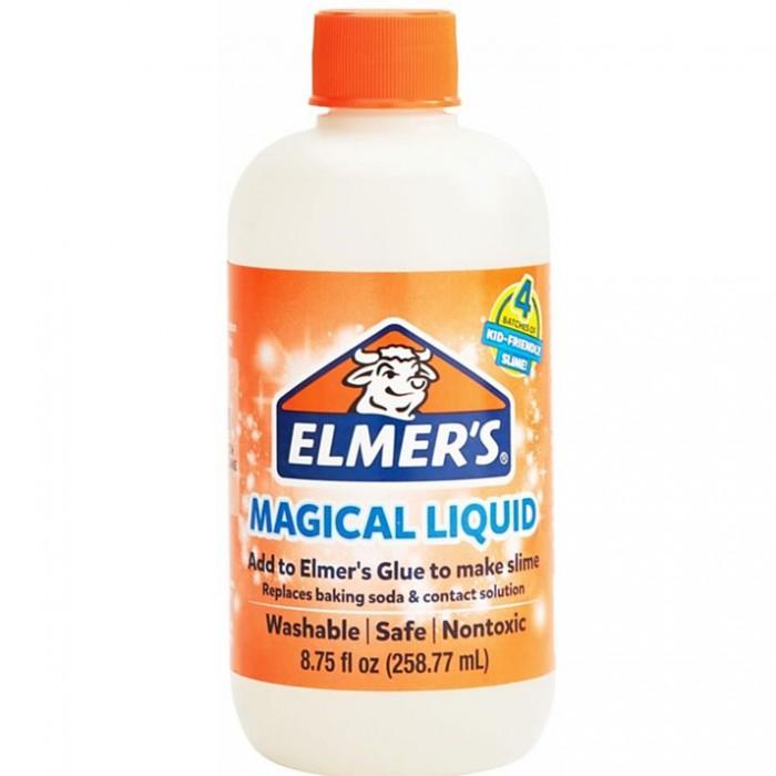 Elmers Магическая жидкость для смешивания слаймов 258 мл