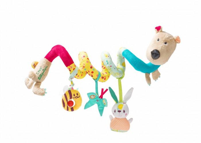 Купить Подвесные игрушки, Подвесная игрушка Lilliputiens Медвежонок Цезарь спиральный