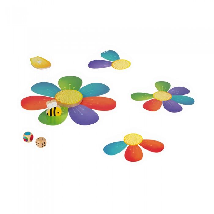 Фото - Настольные игры Janod Игра настольная Счастливая пчелка настольные игры janod игра настольная шахматы луна парк