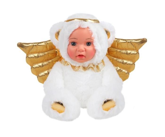 Купить Мягкие игрушки, Мягкая игрушка Fluffy Family Мой Мишка ангелочек