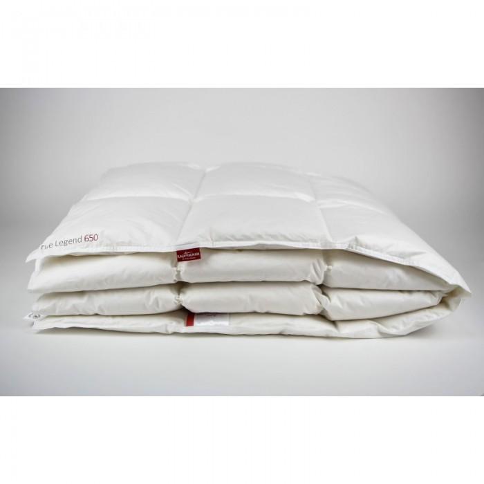 Одеяло Kauffmann True Legend 650 medium всесезонное 155х200 см фото