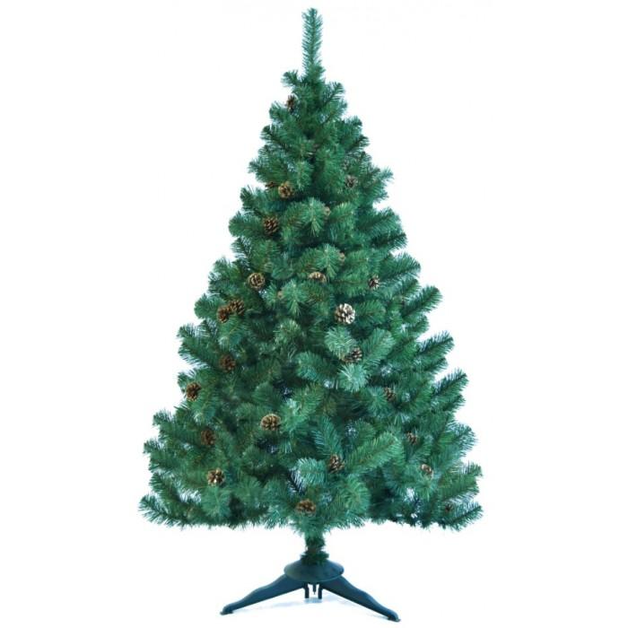 Фото - Искусственные елки Царь Елка Ель искусственная Холидей с шишками 180 см искусственные елки царь елка ель искусственная адель 150 см