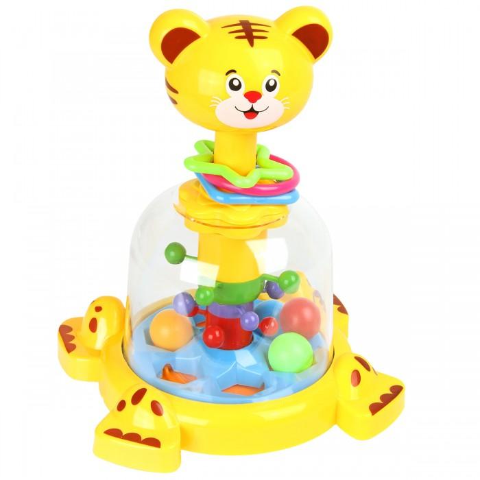 Развивающие игрушки Ути Пути Юла Тигренок