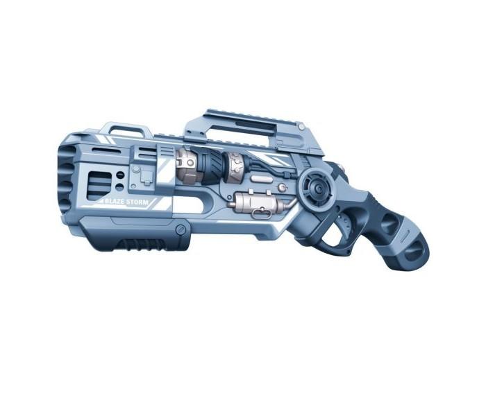 Купить Игрушечное оружие, Наша Игрушка Бластер с мягкими пулями 20 шт. ZC7082