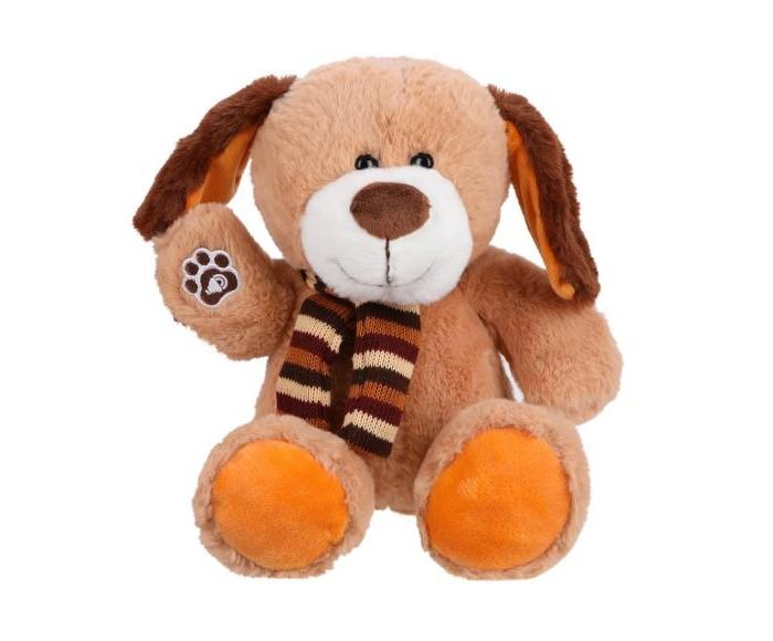 Электронные игрушки Fluffy Family Щенок Дружок 23 см
