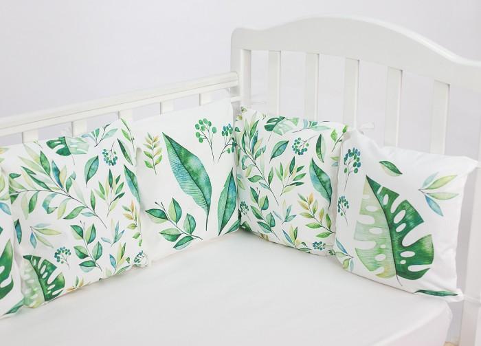 Бортик в кроватку Forest Leaf Fantasy