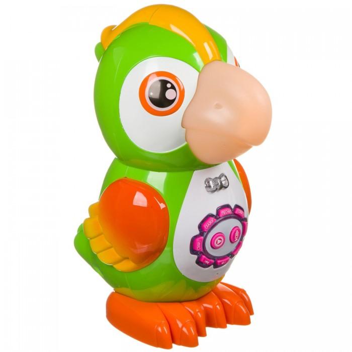 Развивающие игрушки Bondibon Умный попугай Baby You со светом и музыкой