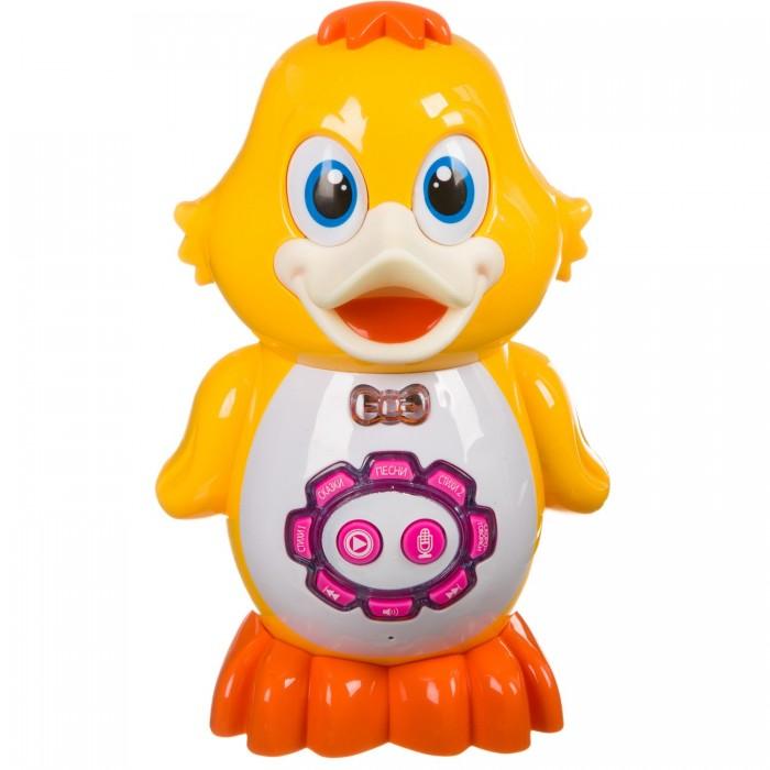 Развивающие игрушки Bondibon Умный утенок Baby You со светом и музыкой