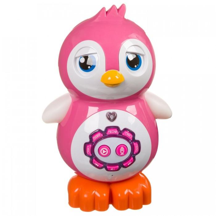 Развивающие игрушки Bondibon Умный пингвинчик Baby You со светом и музыкой