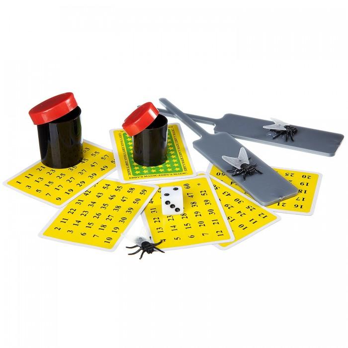 Наборы для фокусов Bondibon Набор фокусов Магическая коробка №1 (15 фокусов) фокусы от bondibon магическая коробка 2 15 фокусов арт 22002 bondibon