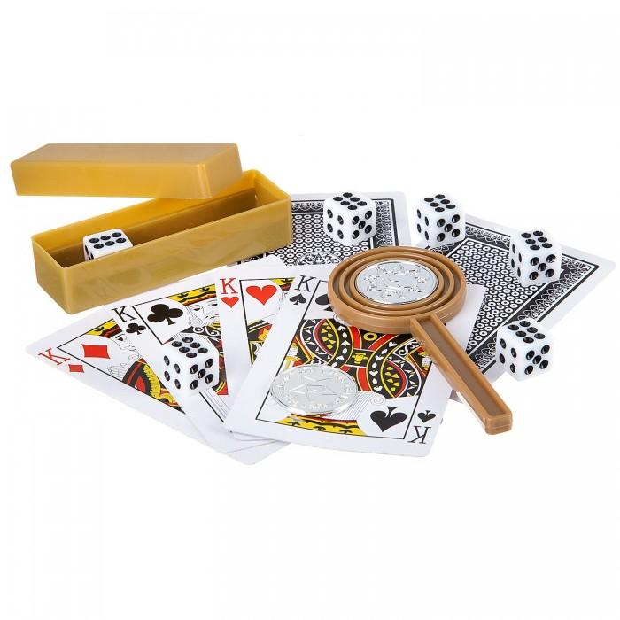 Наборы для фокусов Bondibon Игровой набор 9 фокусов для вечеринки №2 игровой набор amazing zhus коробка для фокуса с исчезновением 26230