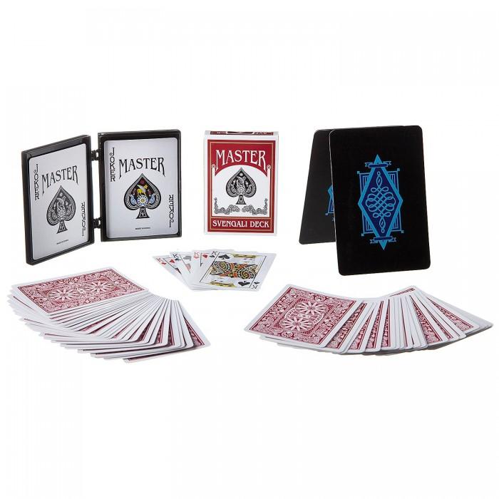 Наборы для фокусов Bondibon Игровой набор Карточная магия 20