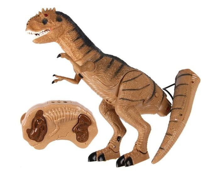Картинка для Радиоуправляемые игрушки Наша Игрушка Динозавр на радиоуправлении