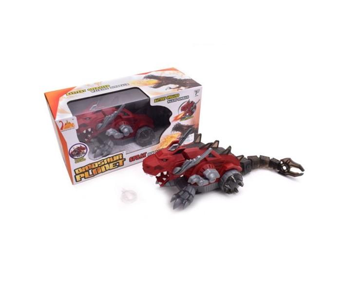 Картинка для Электронные игрушки Наша Игрушка Динозавр электронный
