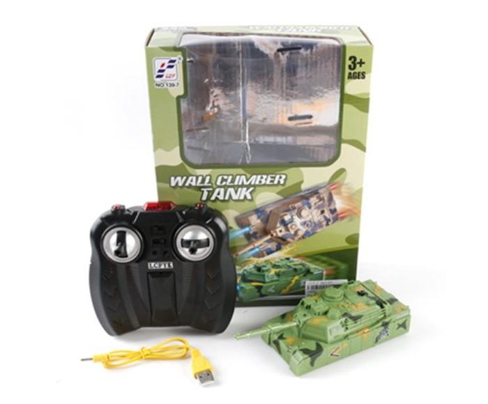 Фото - Радиоуправляемые игрушки Наша Игрушка Радиоуправляемый танк Стенолаз радиоуправляемые игрушки наша игрушка самолет радиоуправляемый 163 6688 67