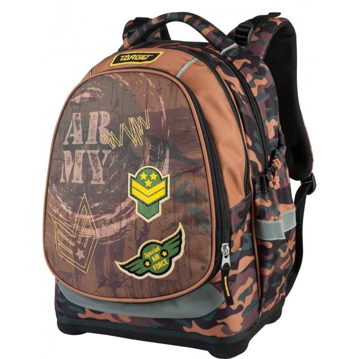 Фото - Школьные рюкзаки Target Collection Рюкзак супер лёгкий Mimetic Army школьные рюкзаки target collection рюкзак супер лёгкий смайлики