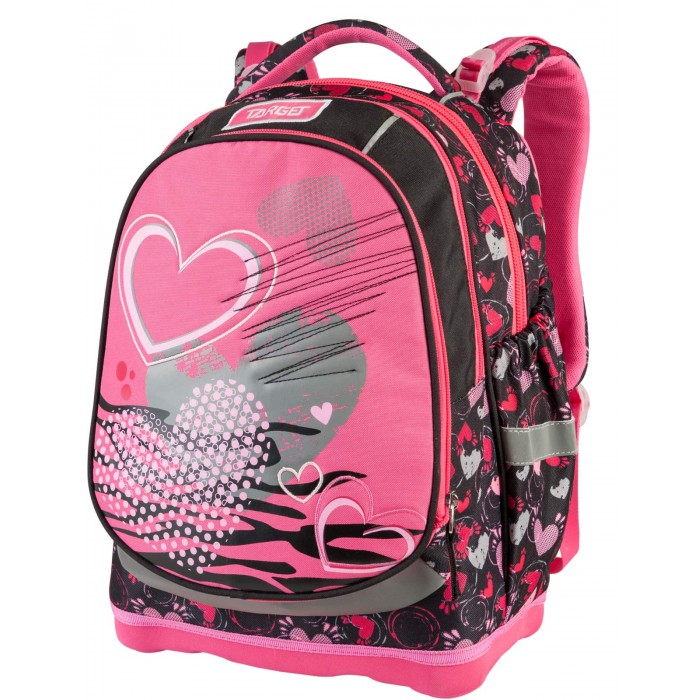 Купить Школьные рюкзаки, Target Collection Рюкзак супер лёгкий Within Hearts