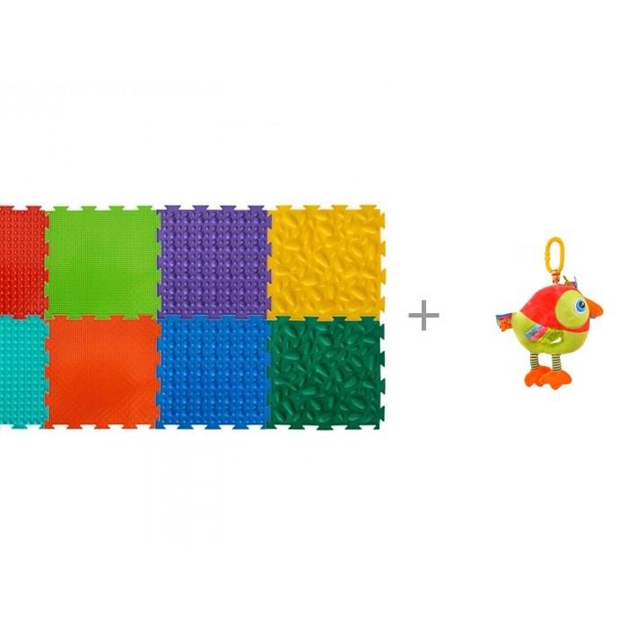 Картинка для ОртоДон модульный Набор №2 Малыш и Подвесная игрушка Forest Попугай Музыкальная