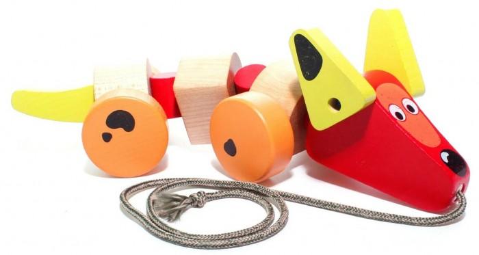 Картинка для Каталки-игрушки Cubika Такса