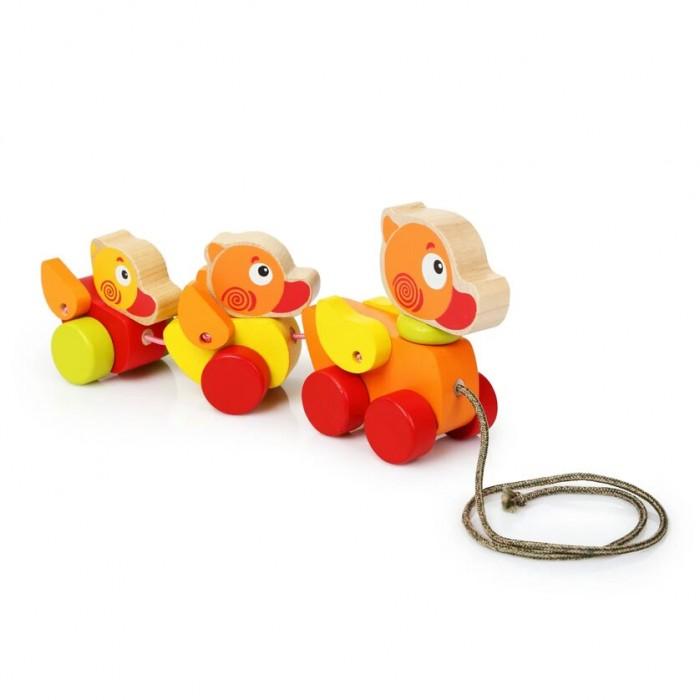Картинка для Каталки-игрушки Cubika Уточки