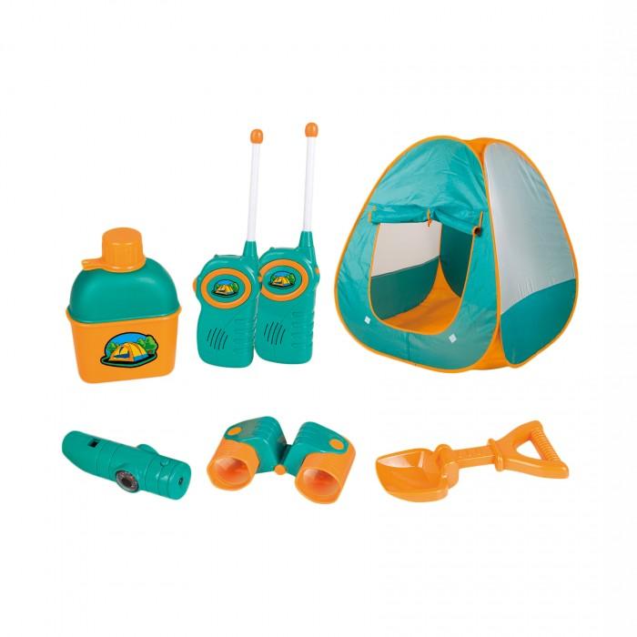 Ролевые игры Fudaer Набор юного туриста с палаткой 6 предметов