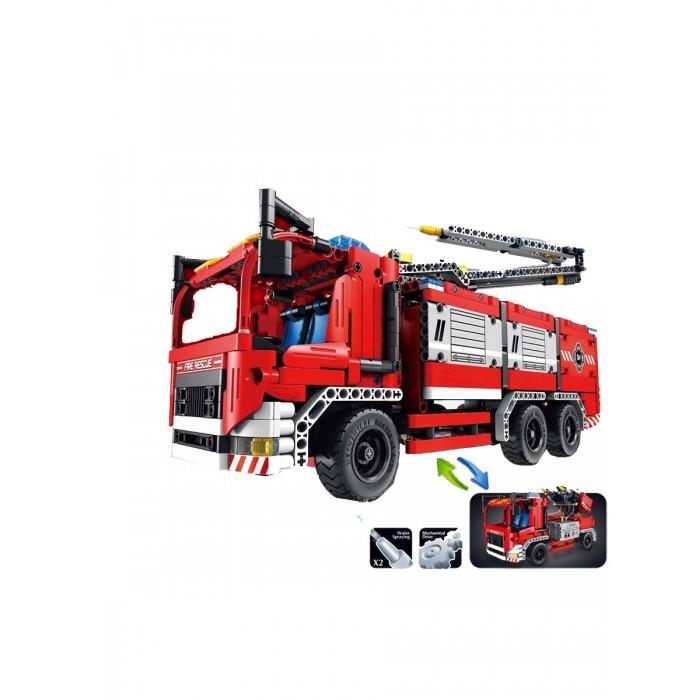 Купить Сборные модели, QiHui Пожарная машина 2 в 1 (1288 элементов)