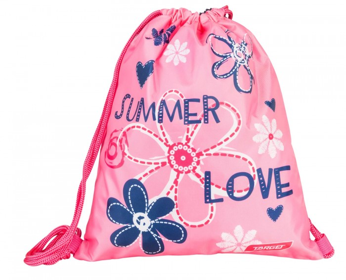 Мешки для обуви Target Collection Сумка для детской сменной обуви Summer Love