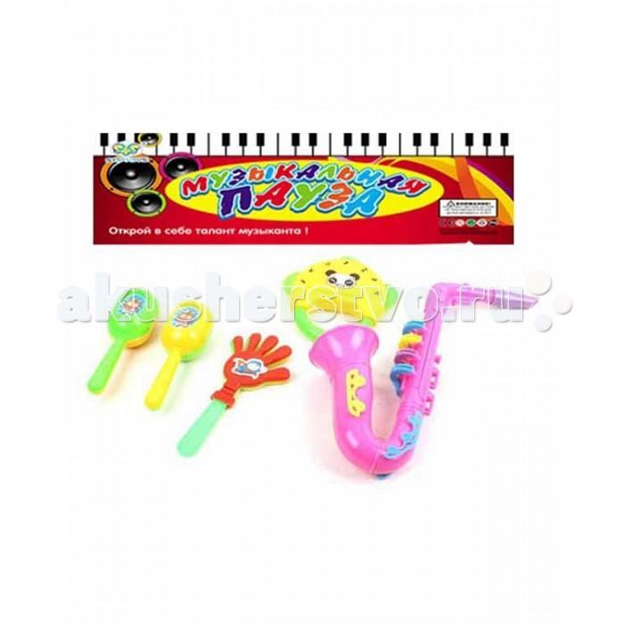 Музыкальные игрушки S+S Toys Набор инструментов СС75450