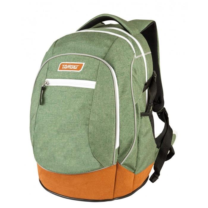 Купить Школьные рюкзаки, Target Collection Рюкзак легкий Green melange